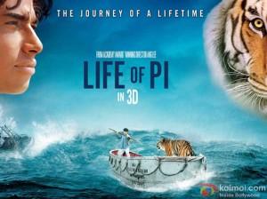 Carátula de la película La Vida de Pi